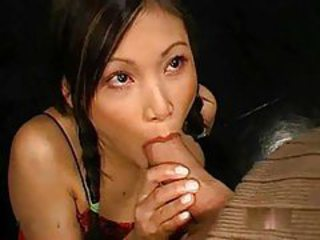 Asian Blowjob Pigtail Teen