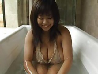 Bathroom Big Tits Japanese Teen