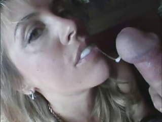 Homemade  Pov Swallow