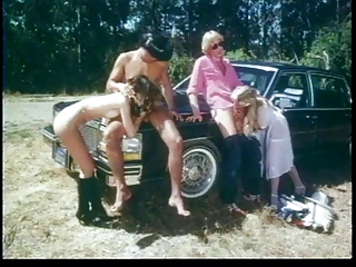 Blowjob Car Groupsex Outdoor Vintage