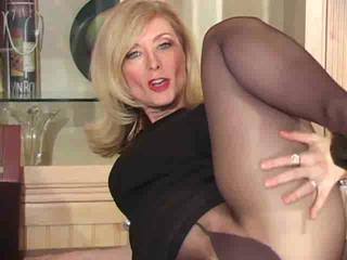 Amazing Mature Pantyhose