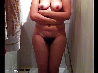 Hairy HiddenCam Voyeur Wife