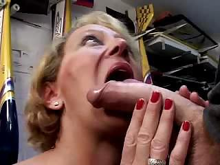 Blowjob European French Mature Old and Young