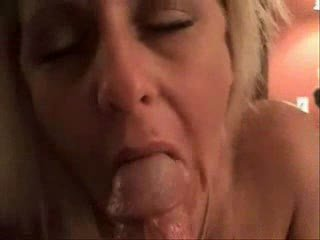 Nice mature blowjob