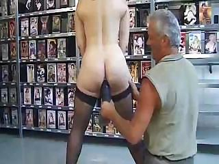 Mature French Lady Is Put Through The Ringer In This Bdsm Clip