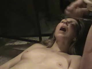 Mature amateur wife facial and masturbating hairy