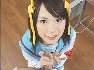 Asian Cute Handjob Pov Teen