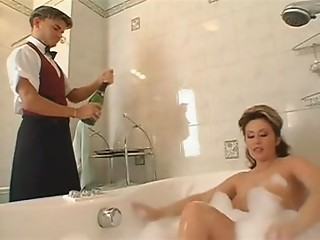 Busty Mature Bath Sex