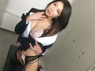 Asian Japanese Lingerie  Teacher