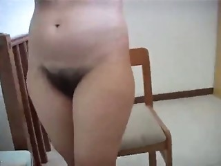 Italian hairy mature gets surprise