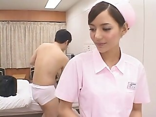 Cute nurse part   Rio censored