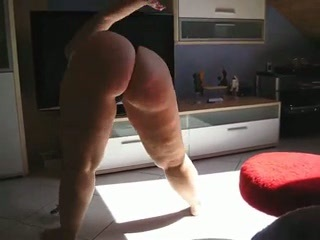Amateur Ass Chubby Dancing Homemade  Wife