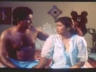 South Indian Mallu Actress OIL Massage