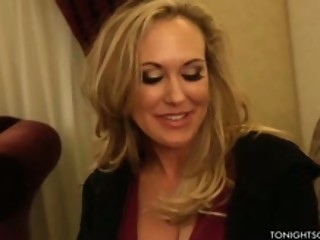 Blonde Cougar Brandi Love Has Rough Orgasmic Sex With Client