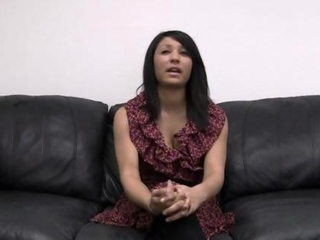 Naughty Amateur Aalyiah from Backroom Casting