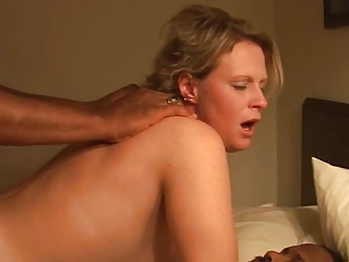 Amateur Double Penetration Hardcore Interracial MILF Threesome Wife