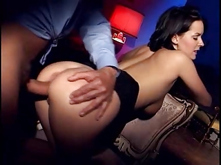 Amazing Ass Doggystyle European Hardcore Italian  Pornstar Vintage