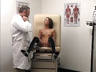 Doctor Old and Young Small Tits Teen