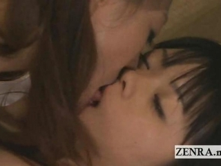 Bizarre Japanese futanari dickgirls make weird love..