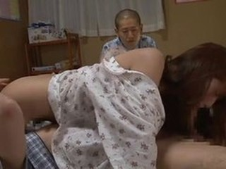 Asian Blowjob  Mom