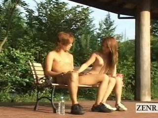 Asian Japanese Nudist Outdoor Teen