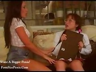 The hot babysitter gets seduced3