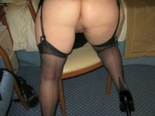 Ass Mature Stockings