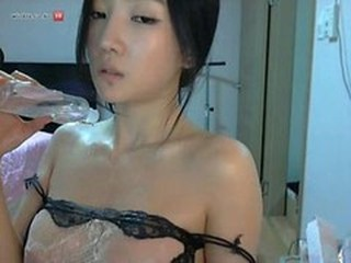 Amazing Asian Korean Solo Teen Webcam