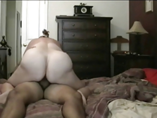 Big White Chief on my husband and riding my lover Stream Porn
