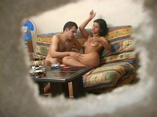 HiddenCam  Turkish Wife