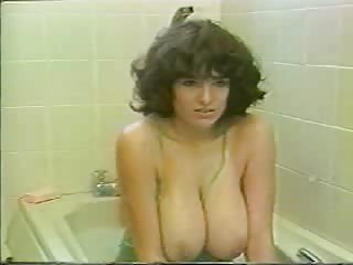 Babe Bathroom Big Tits Cute Natural Vintage