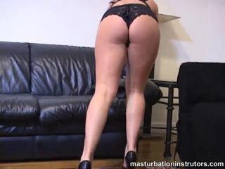 Ass Lingerie  Solo