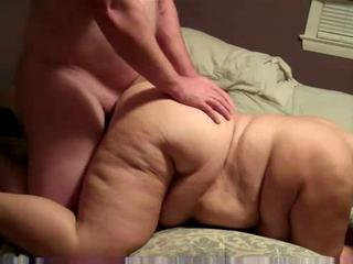 Fat Mature Doggystyle Rammed