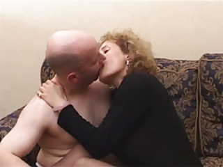 Amateur British European Kissing MILF Older