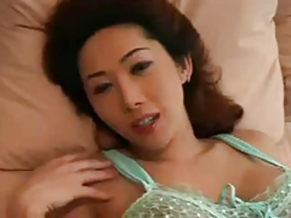 Asian Cute Mom