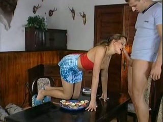Blowjob German Teen Vintage