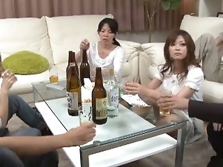 Asian Drunk Party