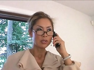 Asian Glasses  Wife