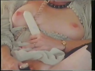 Masturbating Stockings Toy Vintage