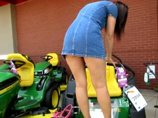 Ass Jeans Legs Outdoor Public
