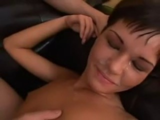 Cumshot Facial Russian Teen