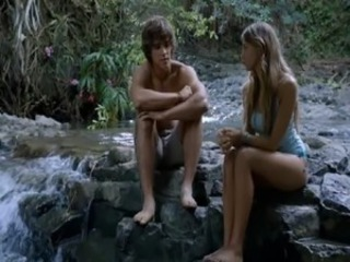Indiana Evans Topless Sex From Blue Lagoon free