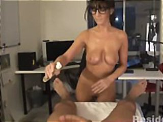 Massage  Oiled Pov