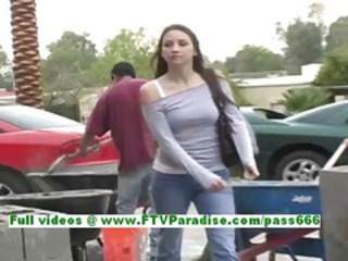 Cash Cuckold Public Teen