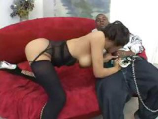 Hot Ebony Alicia Is One Tight Girl