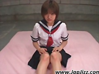 Asian Teen Uniform