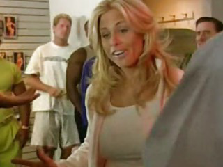 The Gangbang Tolerant  31 -  Angel, Judy Star