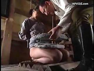 Asian Teen In For An Extreme Bdsm