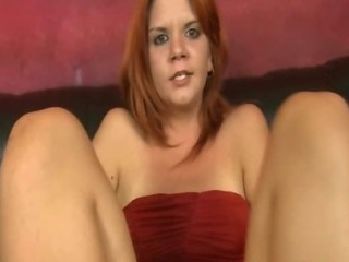 Redhead amateur used like piece of meat by porn guys who show no mercy