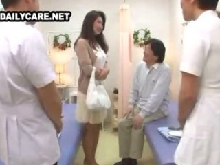 Asian Doctor Mature Voyeur